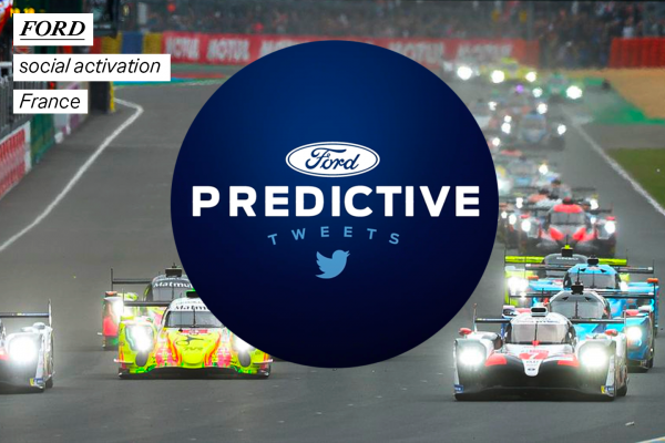 FORD - Predictive tweet