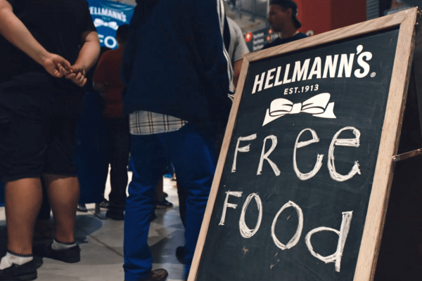Real Food Rescue - Hellmann's