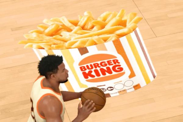 Menu Court - Burger King | Ogilvy