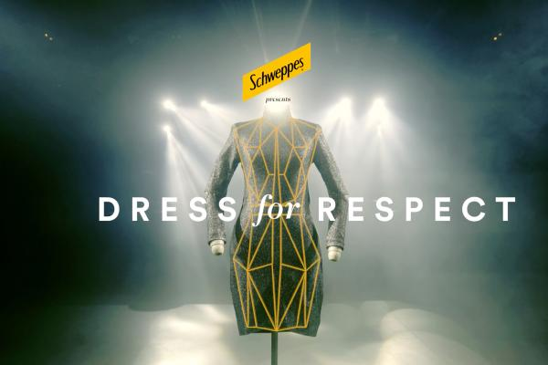 The Dress For Respect - Schweppes | Ogilvy