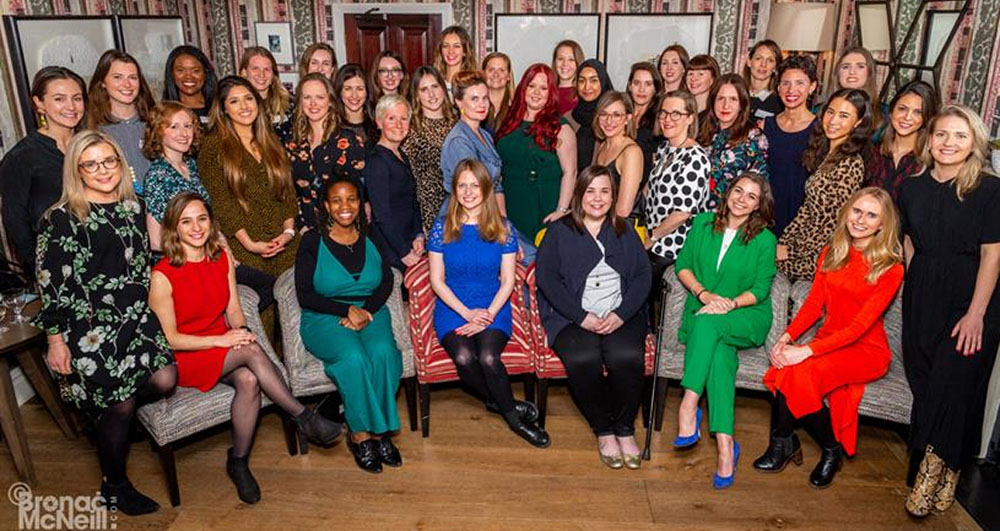 WACL Future Leaders Award winners 2019