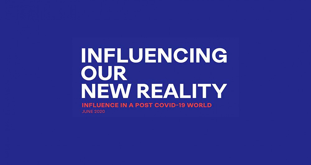 Influencing Our New Reality white paper