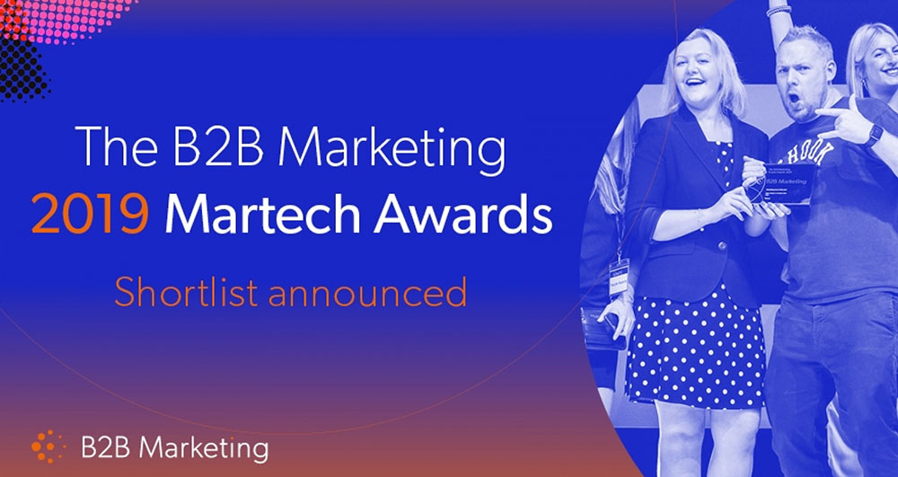 B2B awards shortlist